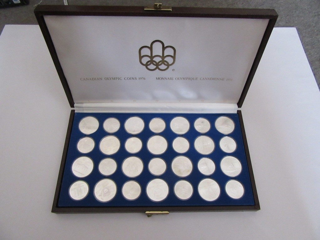 Genteel Olympic 2012 Commemorative Medallion With Insert And Box Excellent Quality In